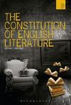 The constitution of English literature: the state, the nation, and the canon