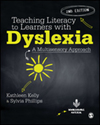 Teaching literacy to learners with dyslexia: a multisensory approach