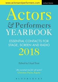 Actors & performers yearbook 2018