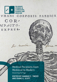 Medical paratexts from medieval to modern: dissecting the page