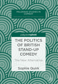 The politics of British stand-up comedy: the new alternative