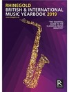 2019 Rhinegold British & international music yearbook