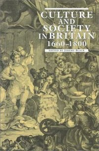 Culture and society in Britain 1660-1800