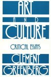 Art and culture critical essays Clement Greenberg