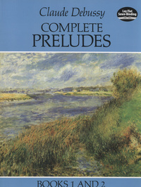 Complete preludes. Books 1 and 2