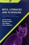 Boys, literacies, and schooling: the dangerous territories of gender-based literacy reform