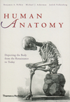 Human anatomy: depicting the body from the Renaissance to today