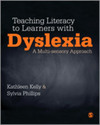 Teaching literacy to learners with dyslexia: a multi-sensory approach